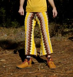 Free Crochet Pattern For Mens Shorts : 1000+ images about Men in Crocheted Pants on Pinterest ...