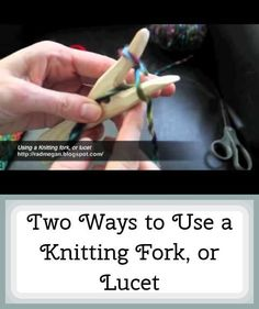 Spool Knitting, Lucet, I Cord, Fabric Art, Crochet Clothes, Ribbons, Spinning, Jewelry Ideas, Dyi
