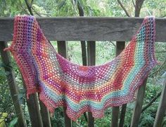 DIY Crochet DIY Yarn: DIY Harmony Wrap ( free crochet pattern for Harmony Day)