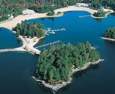 Point Sebago Maine.  We are thinking of trying this either this winter or spring or maybe even summer.