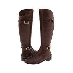 I want a pair of brown equestrian boots for fall!