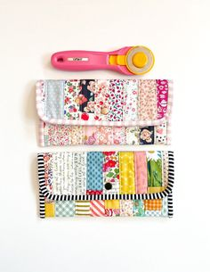 Scrappy Tool Case Make And Sell, How To Make, Quilted Bag, Sell Items, Sewing Hacks, All The Colors, Scrap, Tools, Quilts