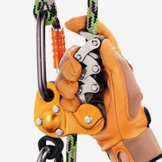 Petzl Zigzag Mark 3 is an ascender/descender mainly for tree climbing on DRT (double rope technique) Very easy to use for beginners and easily maintained.