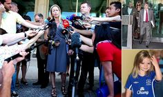 'It brings us more pain and distress every time we come here': Madeleine McCann's parents' fury as libel trial is halted after ex police chief they're suing sacks his lawyer...The parents of missing Madeleine McCann today hit out angrily at the former Portuguese police chief they are suing after the case was halted when he sacked his lawyer just as they were due to appear in court.