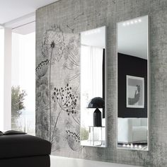 adriani e rossi wall - Cerca con Google Decor, Furniture, Oversized Mirror, Wallpaper, Wall, Home Decor, Wall Coverings, Mirror