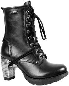 Bottes Femme NEW ROCK - Trail Boots - Chaussures - RockAGogo.com
