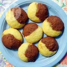 Biscoitos de chocolate com laranja @ allrecipes.com.br