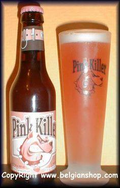 Pink Killer - Belgian Beer