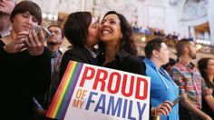 Emotional and Poignant Images From Today's DOMA & Prop 8 Celebrations