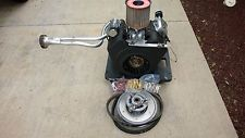 Briggs & Stratton 35CI Race engine w/ Comet/Artic Cat Clutches 37HP! Kart, Mower #RACING #LAWN