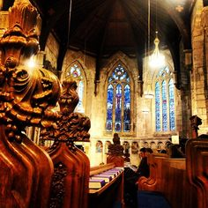 St Salvator's Chapel - St Andrews - Photo by carmenana_pr St Andrews Scotland, Places Ive Been, Zen, Saints, Fair Grounds, University, Wedding Ideas, In This Moment, Community College