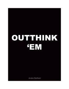 OUTTHINK 'EM
