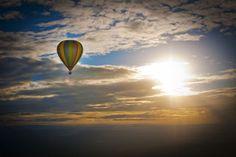 Hot air ballooning Hunter Valley Nsw