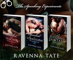 The Spanking Experiments Covers