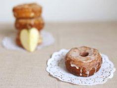 Bratapfel-Cronuts