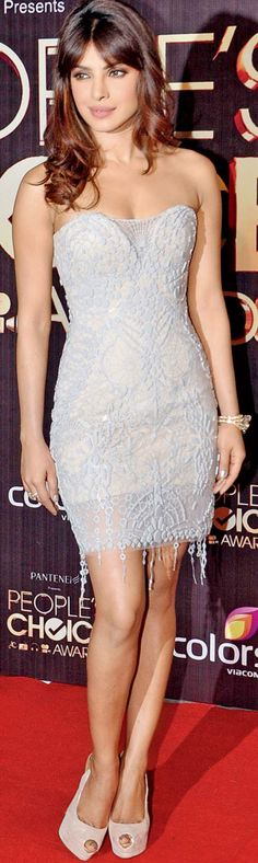 Priyanka Chopra #Bollywood #Fashion