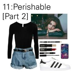 """Teen Wolf"" by teddy-bear-princess on Polyvore featuring Mode, Commando, Retrò, Lord & Berry und adidas Originals"
