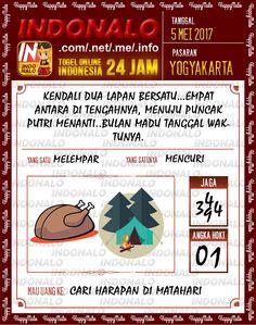 Kode Kuat 5D Togel Wap Online Indonalo Yogyakarta 5 Mei 2017