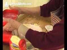 Nonna stella lezione 19 - crostata di mele. - YouTube