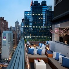 Above 6 at The Thompson Hotel, New York City