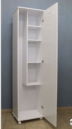 """See our web site for additional details on """"laundry room storage small cabinets"""". It is actually a great spot to find out more. Broom Storage, Utility Room Storage, Laundry Room Organization, Closet Storage, Storage Room, Storage Ideas, Bathroom Closet, Laundry In Bathroom, Bathroom Interior"""