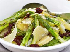 Sitruunainen peruna-parsasalaatti - Reseptit