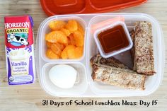 31 Days of School Lunchbox Ideas: Day 15 | 5DollarDinners.com