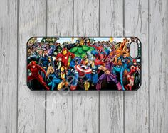 Marvel Superheroes iPhone 5s case cute iPhone 5 by CaseCabinet, $6.99