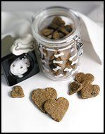 Many yummy treats to make for your pup
