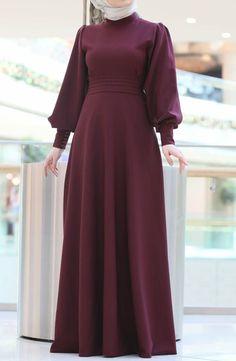 Ab muscles word conjures up images of gorgeous Musli. Abaya Fashion, Muslim Fashion, Modest Fashion, Fashion Dresses, Hijab Dress Party, Hijab Style Dress, Dress Outfits, Mode Abaya, Hijab Fashion Inspiration