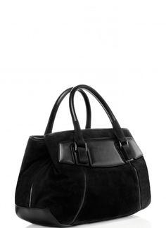 Black handbag by Narciso Rodriguez