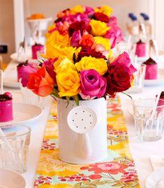 diferentes tipos de centros de mesa para diferentes ocasiones. #deco #decoración