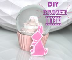 diy broche-lapin