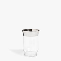 Image 1 du produit Vase à bord argenté