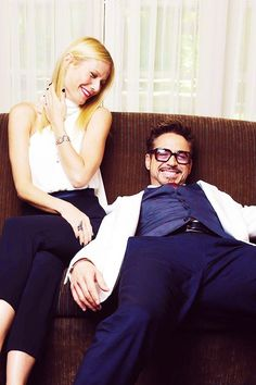 RDJ y Gwyneth Paltrow Los Angeles 22. April 2013 (http://pepperpottts.tumblr.com)