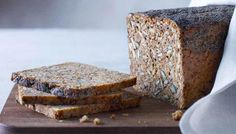 Mettes Surdejsrugbrød - Se Blomsterbergs opskrift her! Danish Food, Banana Bread, Healthy Recipes, Healthy Food, Sweets, Snacks, Desserts, Recipe Collections, Food Ideas