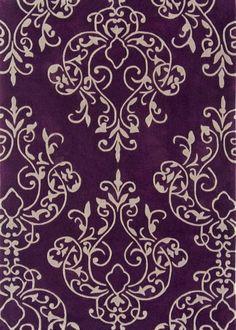Purple Rug- Milano Purple