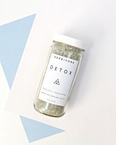 Detox Dead Sea Bath Salts – Herbivore Botanicals