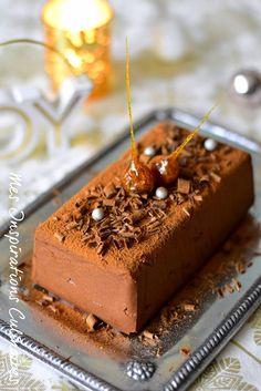 Terrine de chocolat à la crème de marron