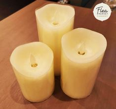 Electric flameless candles that run on battery. They are made from real wax and look like real flame! It is much safer to have these on your altar and you can it leave it on when you are not around. Safe around kids too! Flameless Candles, Pillar Candles, Fleas, Wax, Electric, Spirituality, Buddha Buddhism, Online Shopping, Meditation