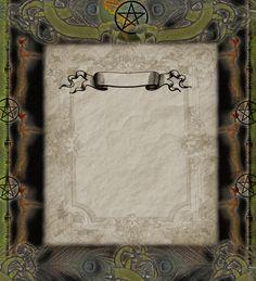 Dark Goddess Page by *grimdeva on deviantART