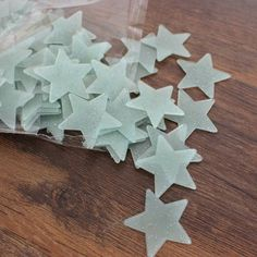 100PCS Home Glow In The Dark Stars Wall Stickers Decal for Child's Room