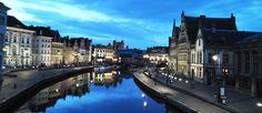 GENT: WELKE PLAATSEN MAG JE NIET MISSEN? #visitgent gent ghent belgium belgië must do zeker doen citytrip weekendje
