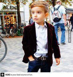 boys stylish hair