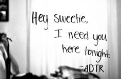 ADTR- A Day To Remember.