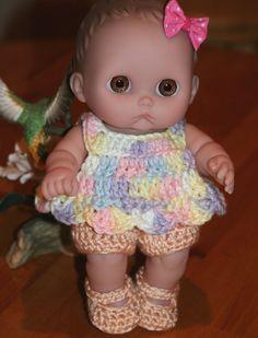 PDF PATTERN Crochet 8.5 inch Lil Cutesies by charpatterns on Etsy
