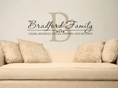 Hey, I found this really awesome Etsy listing at https://www.etsy.com/listing/471514315/family-name-wall-decal-custom