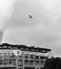 February 27,   1962: NGO DINH DIEM SURVIVES COUP ATTEMPT  -    South Vietnamese President Ngo Dinh Diem survives another coup attempt when Republic of Vietnam Air Force pilots Lieutenants Pham Phu Quoc and Nguyen Van Cu try to kill him and his brother Ngo Dinh Nhu by bombing and strafing the presidential palace.