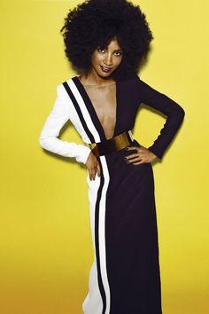 black and white maxi dresses | Inspiration Nation: Black and White Maxi Dress! ~ Notable Styles and ...