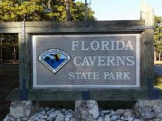 Florida Caverns State Park. This is one of the few state parks with dry (air-filled) caves and is the only state park in Florida to offer cave tours to the public.
